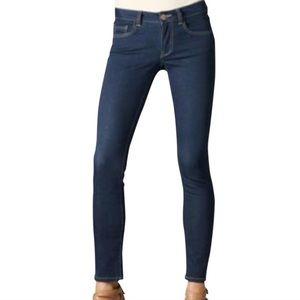 CAbi Jeans Bree Skinny Stretch Dark Wash Denim 6